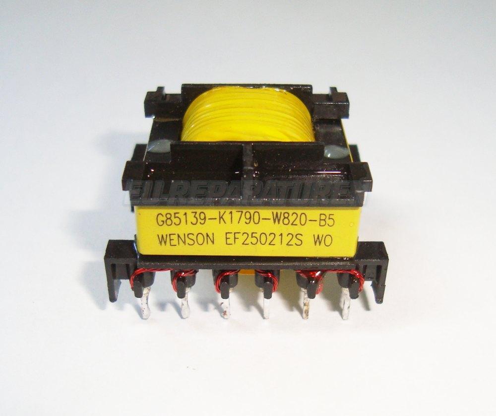 Weiter zum Artikel: SIEMENS G85139-K1790-W820-B5 TRANSFORMATOR