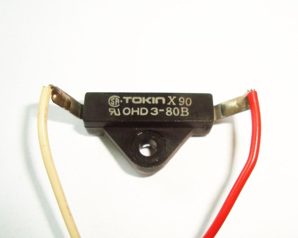 Weiter zum Artikel: TOKIN OHD3-80B SONSTIGES