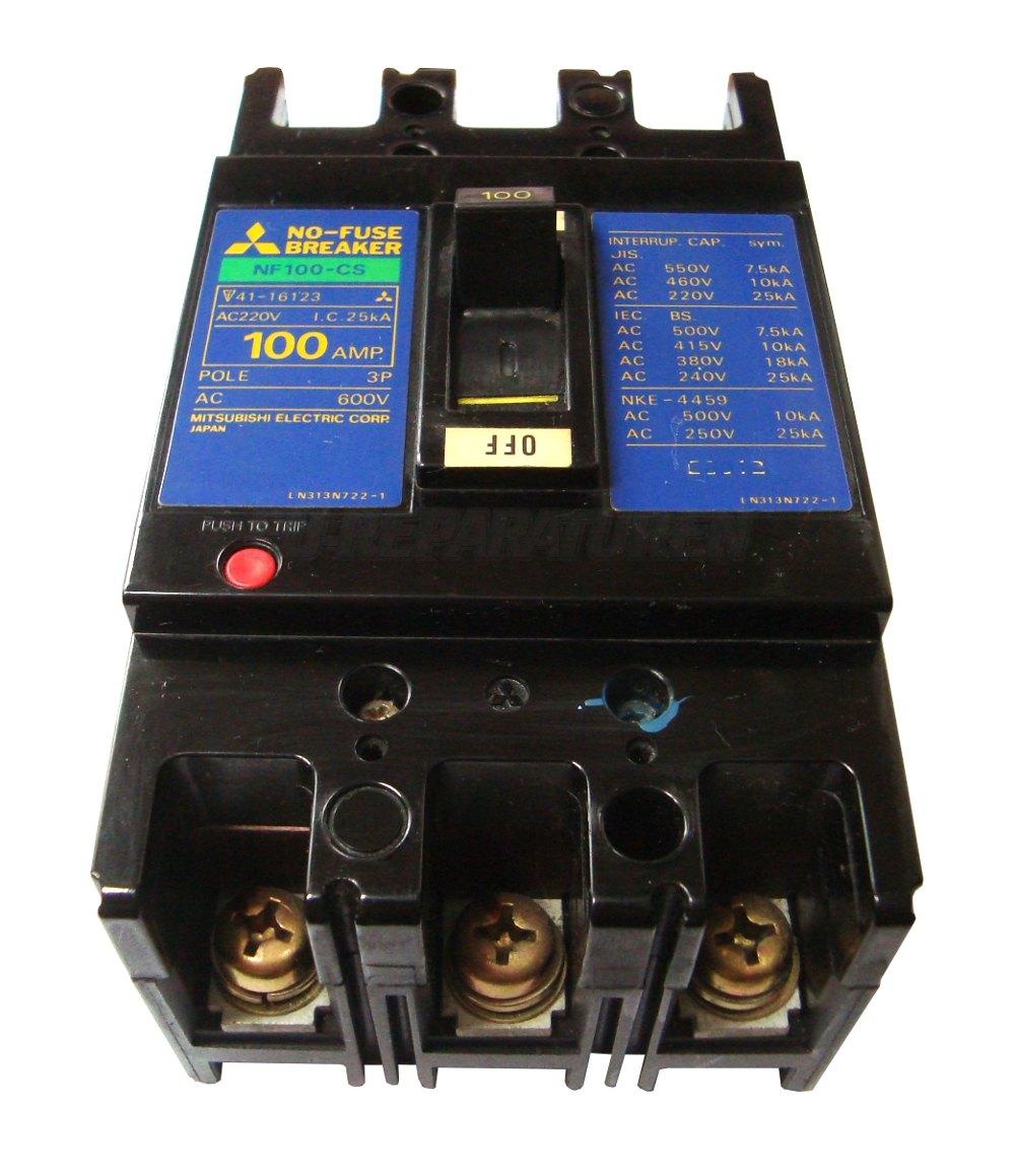 SHOP, Kaufen: MITSUBISHI ELECTRIC NF100-CS KONTAKTOR