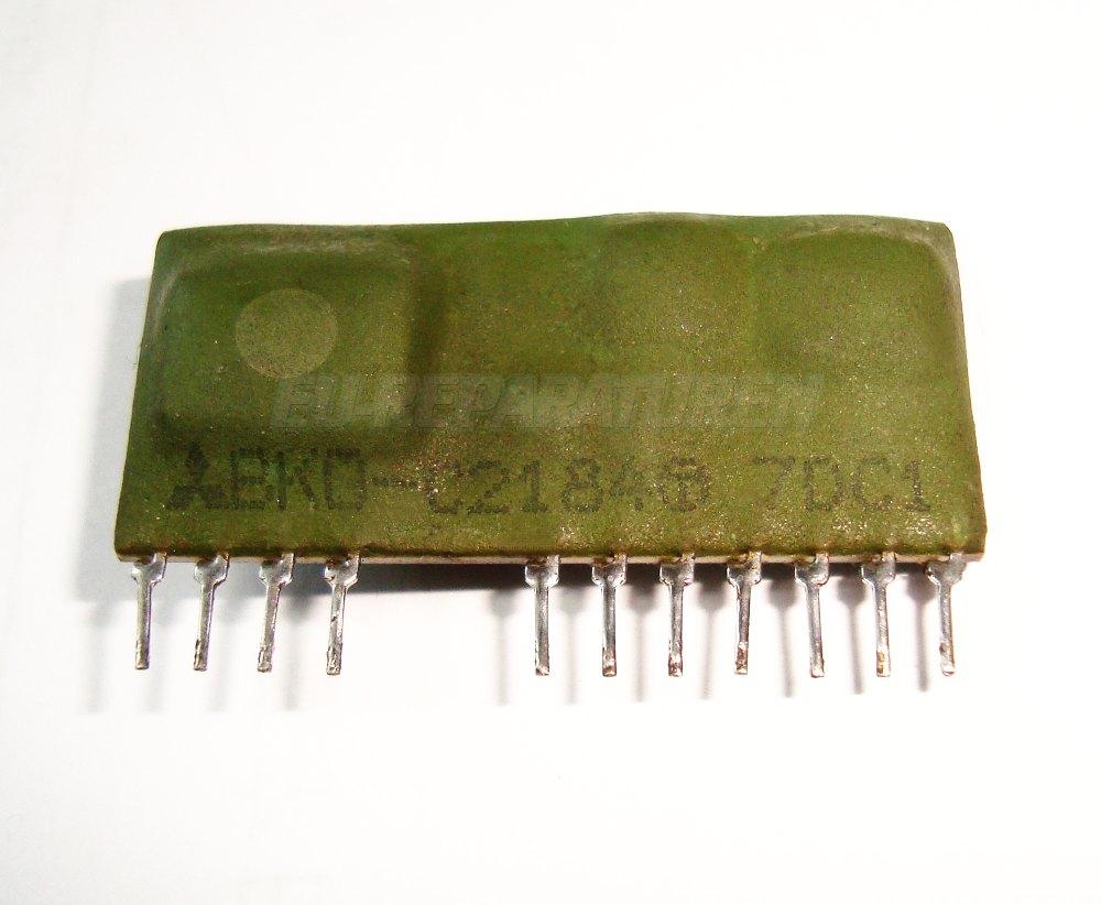 VORSCHAU: MITSUBISHI ELECTRIC BKO-C2184 HYBRID IC