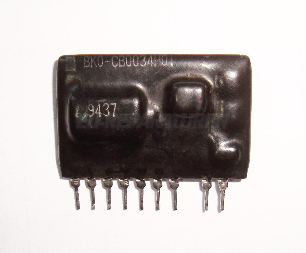 Weiter zum Artikel: MITSUBISHI ELECTRIC BKO-CB0034H01 HYBRID IC