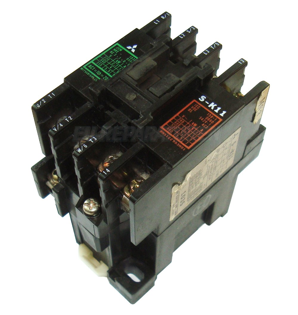 Weiter zum Artikel: MITSUBISHI ELECTRIC S-K11-100 KONTAKTOR