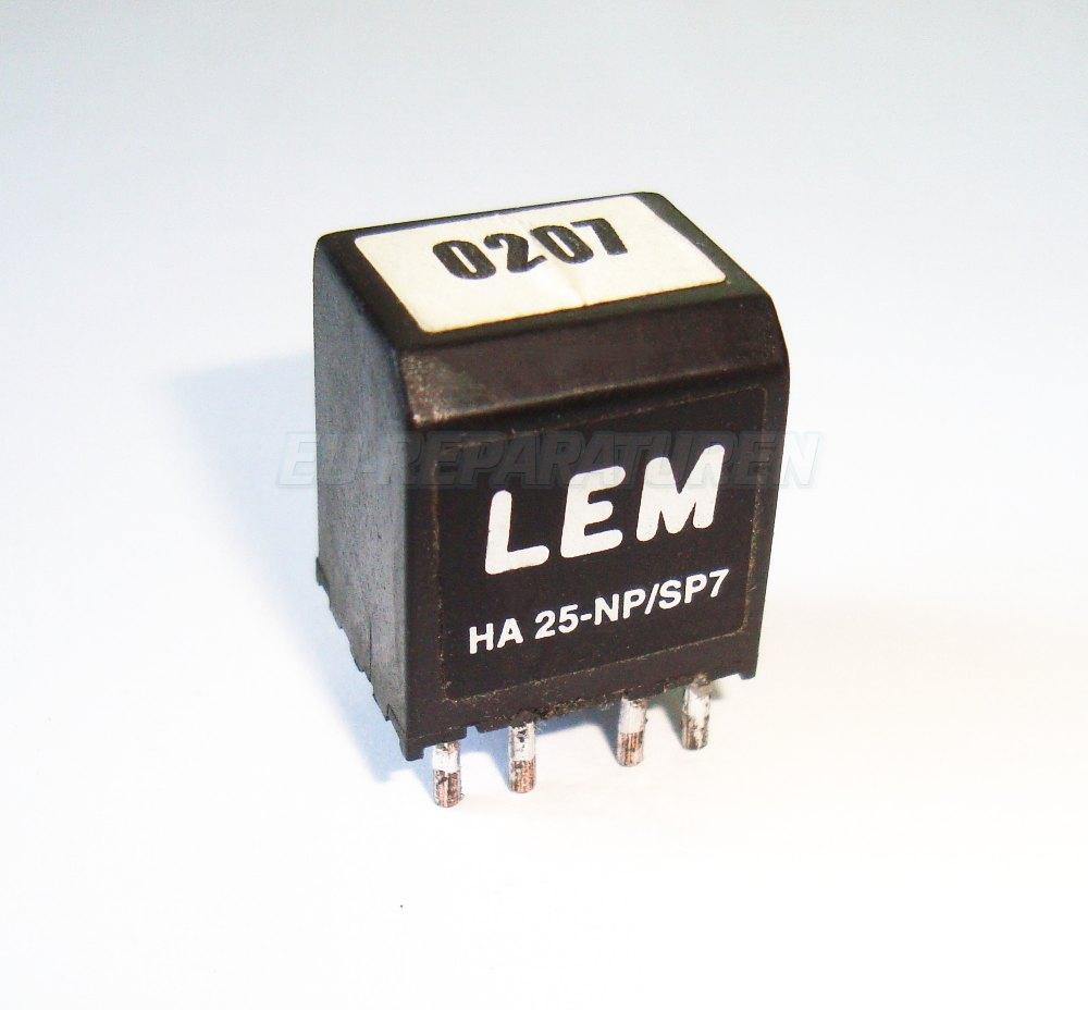 Weiter zum Artikel: LEM HA25-NP/SP7 STROMWANDLER