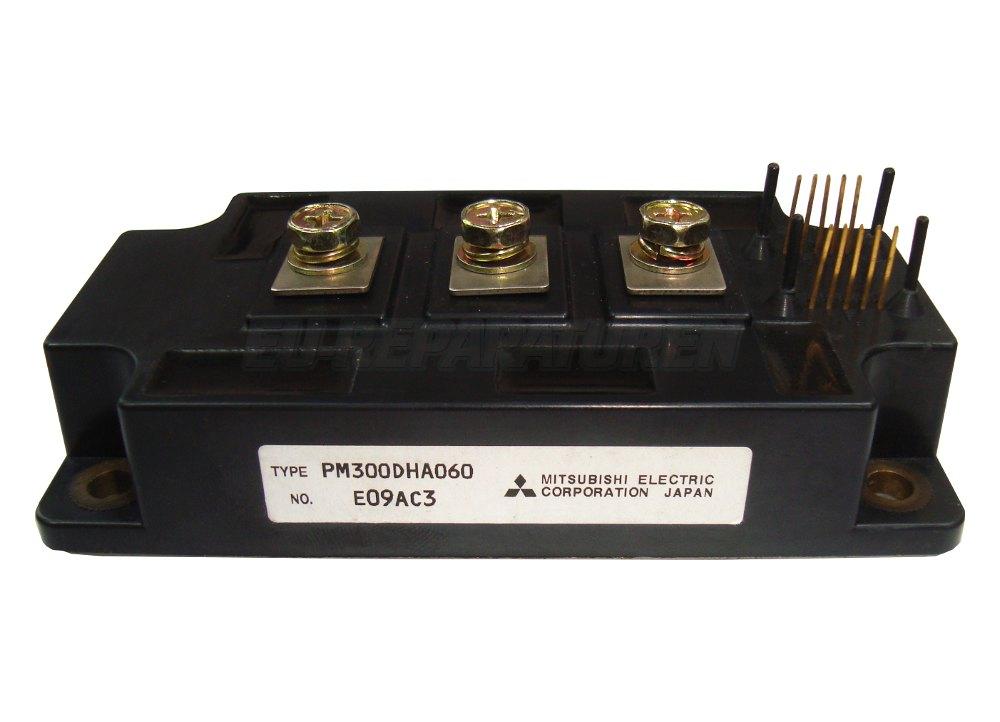 Weiter zum Artikel: MITSUBISHI ELECTRIC PM300DHA060 IGBT MODULE