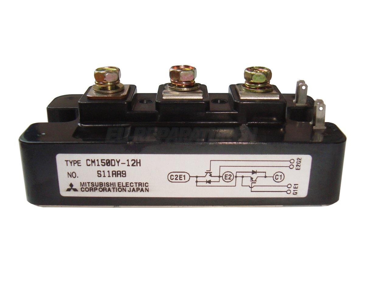 SHOP, Kaufen: MITSUBISHI ELECTRIC CM150DY-12H IGBT MODULE
