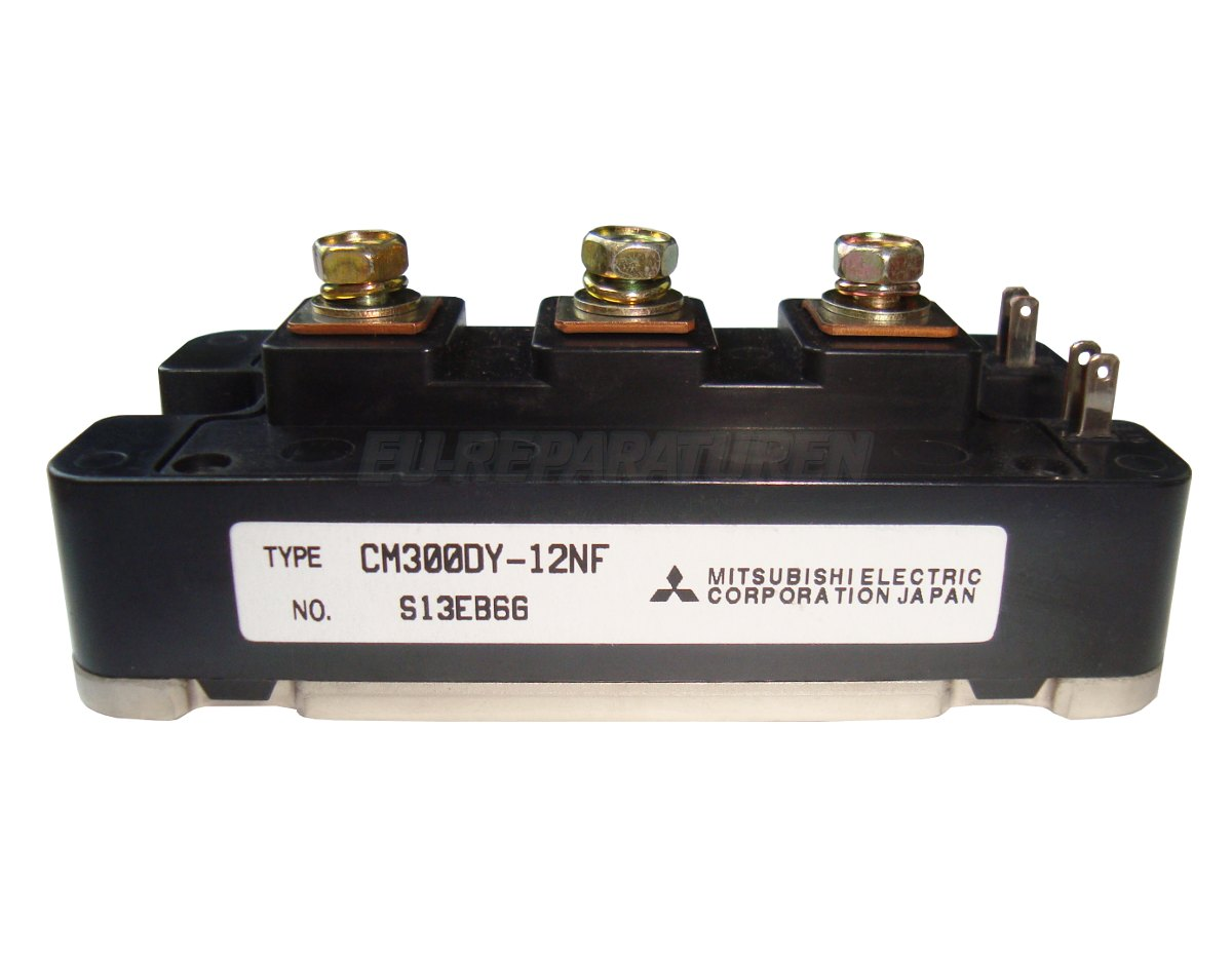 Weiter zum Artikel: MITSUBISHI ELECTRIC CM300DY-12NF IGBT MODULE