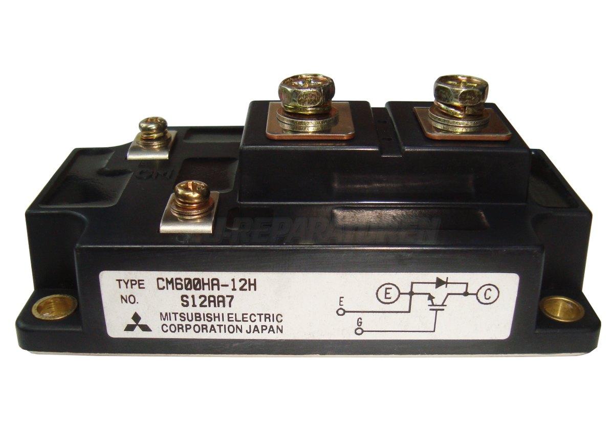 SHOP, Kaufen: MITSUBISHI ELECTRIC CM600HA-12H IGBT MODULE
