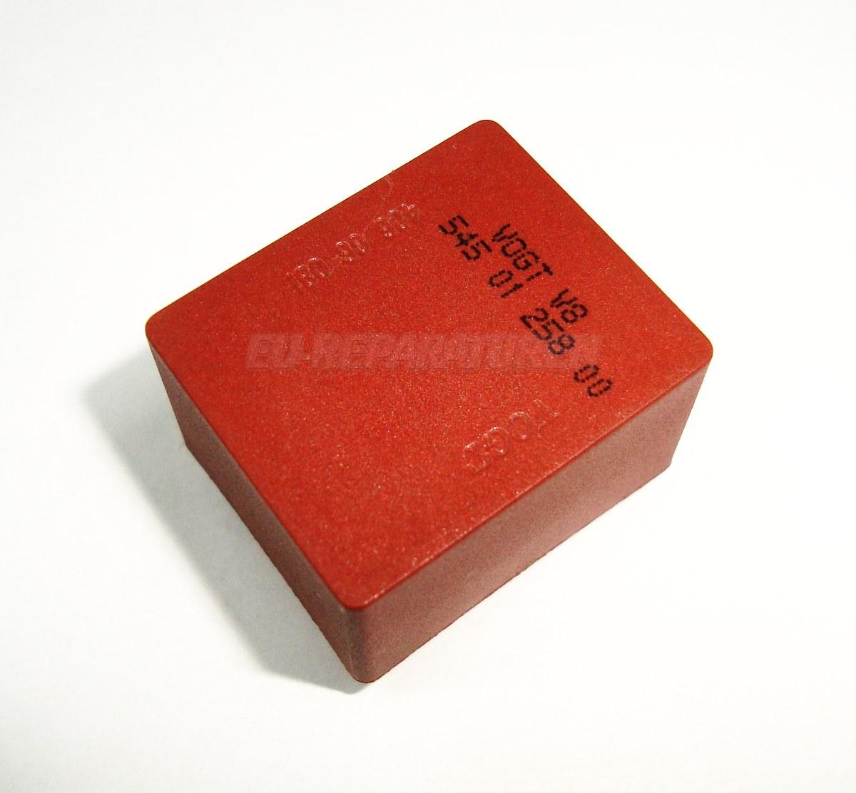 VORSCHAU: VOGT 5450125800 TRANSFORMATOR