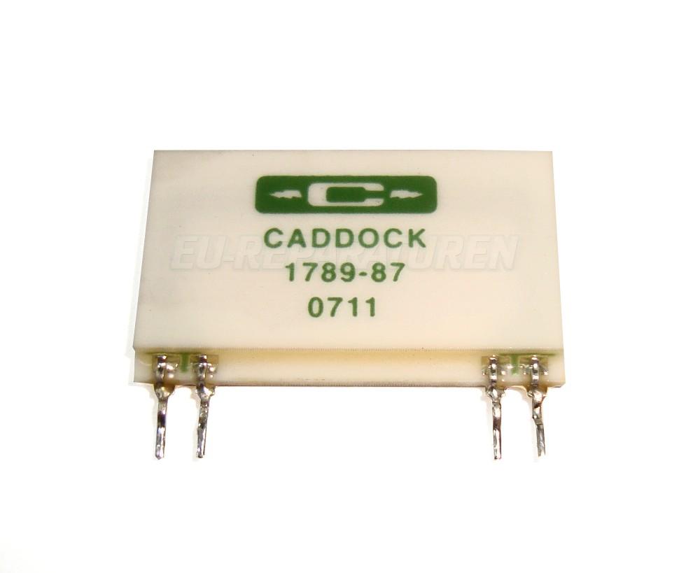 VORSCHAU: CADDOCK 1789-87 HYBRID IC