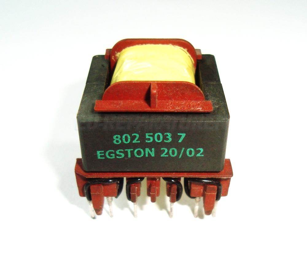 VORSCHAU: EGSTON 8025037 TRANSFORMATOR