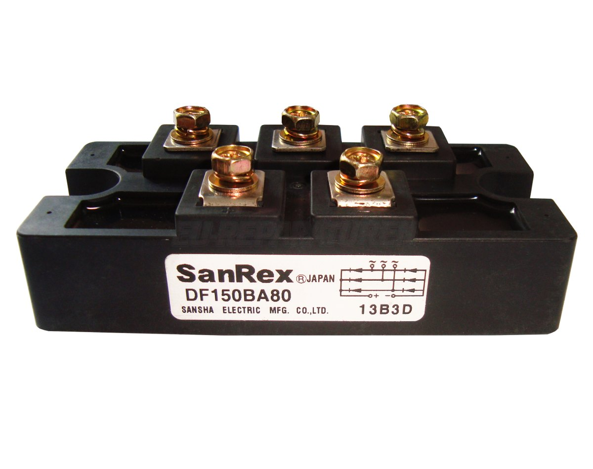SHOP, Kaufen: SANREX CORPORATION DF150BA80 DIODEN MODULE