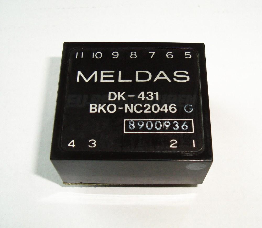 Weiter zum Artikel: MELDAS DK-431 ISOLATION AMPLIFIER