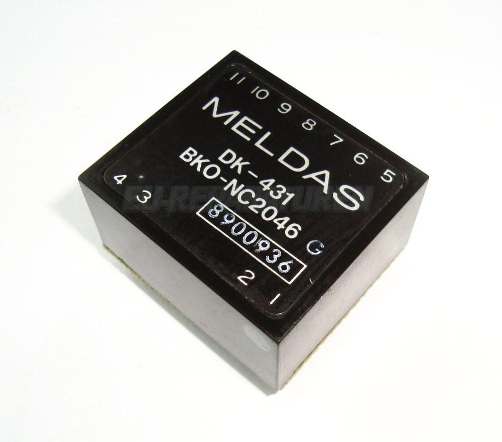 VORSCHAU: MELDAS DK-431 ISOLATION AMPLIFIER