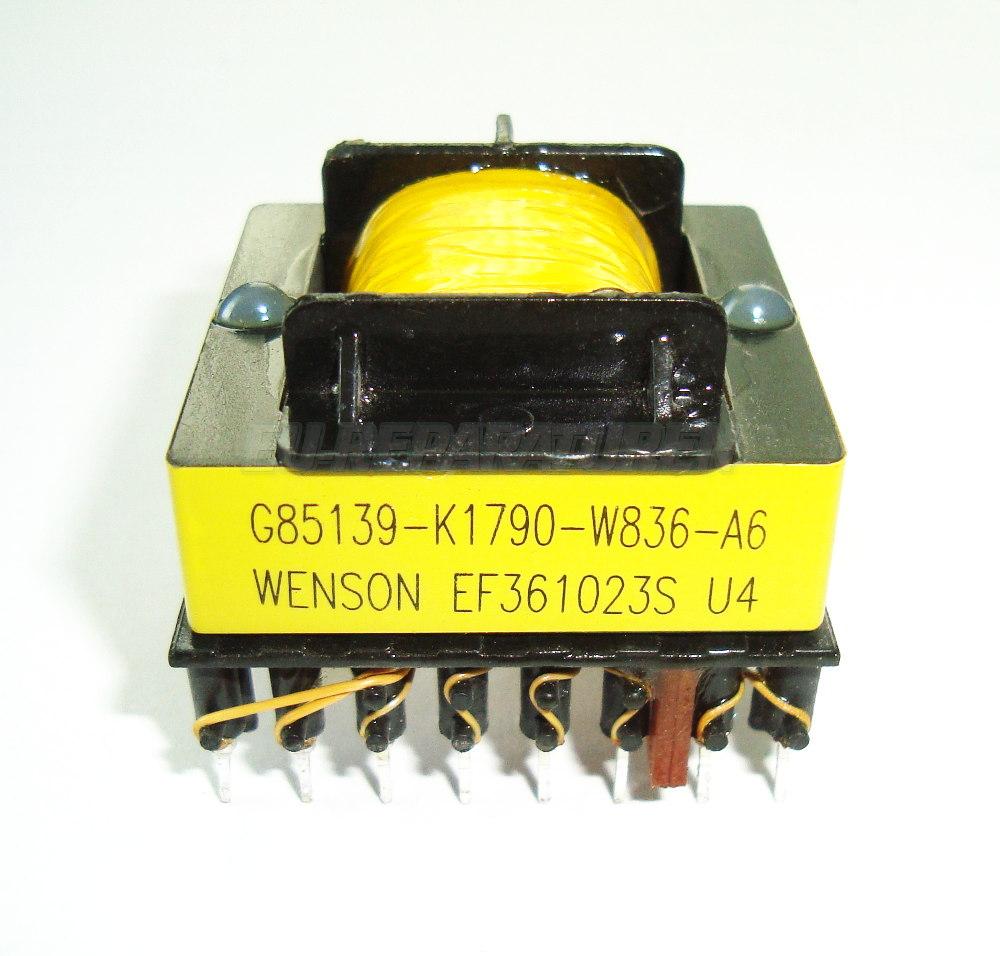 Weiter zum Artikel: SIEMENS G85139-K1790-W836-A6 TRANSFORMATOR