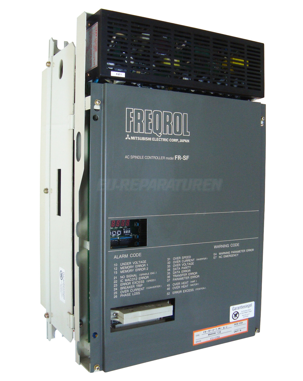 SHOP, Kaufen: MITSUBISHI ELECTRIC FR-SF-2-7.5K-BC FREQUENZUMFORMER