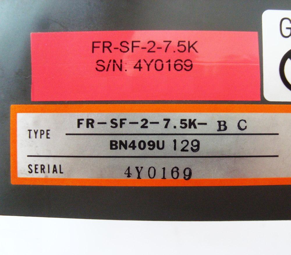 SHOP, Kaufen: MITSUBISHI ELECTRIC FR-SF-2-7.5K-BC FREQUENZUMFORMER