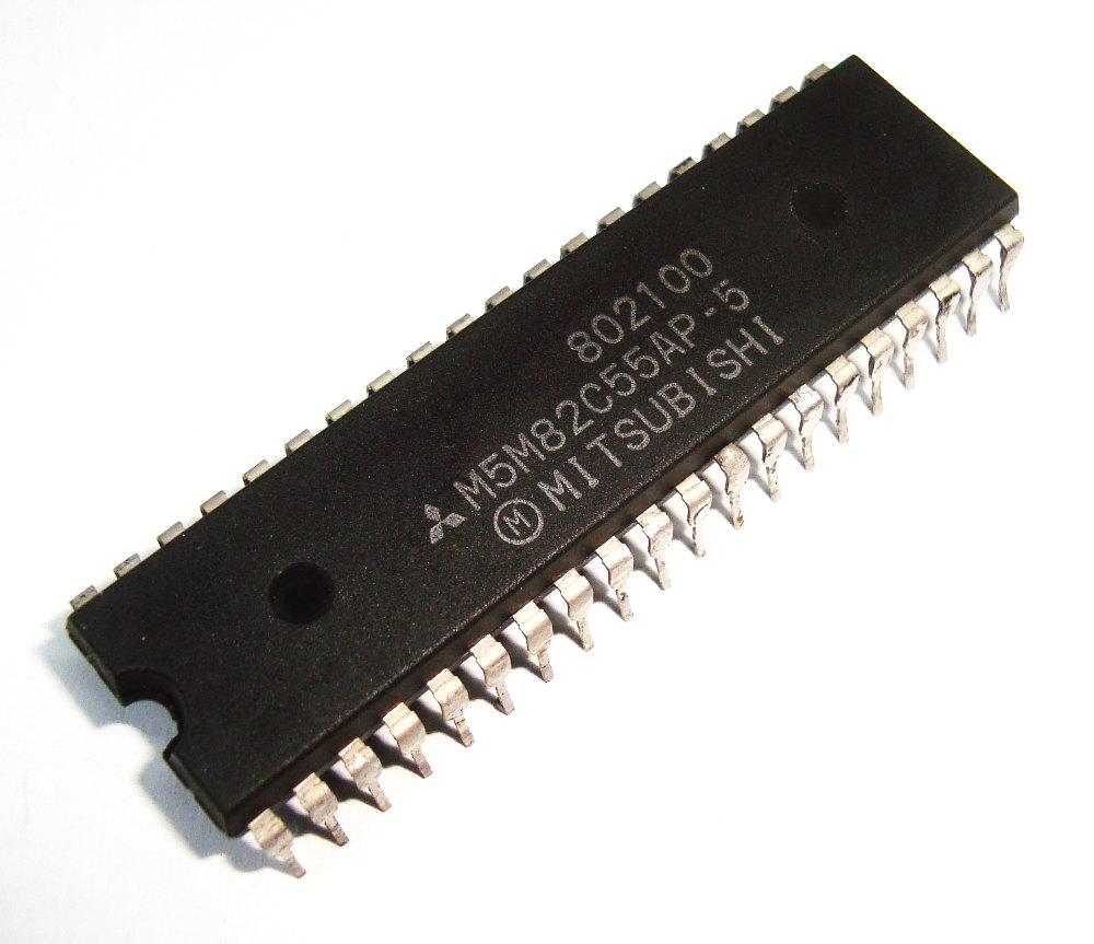 Weiter zum Artikel: MITSUBISHI ELECTRIC M5M82C55AP-5 SONSTIGES
