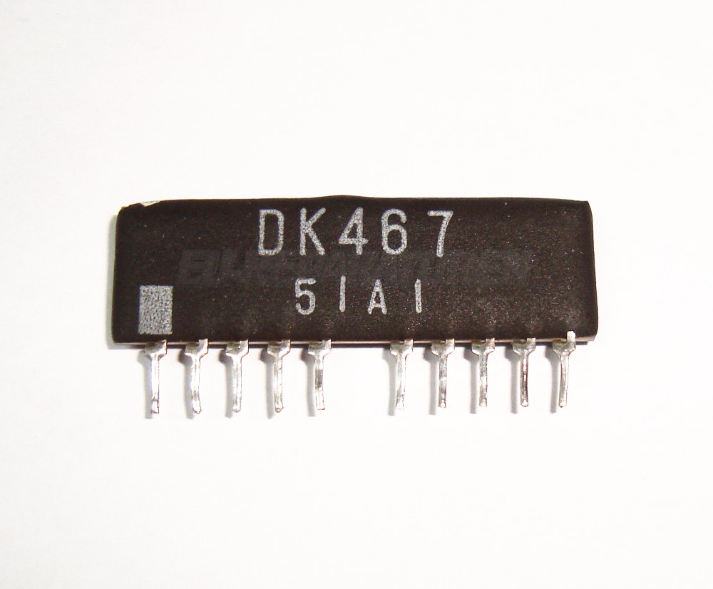 VORSCHAU: MITSUBISHI ELECTRIC DK467 HYBRID IC