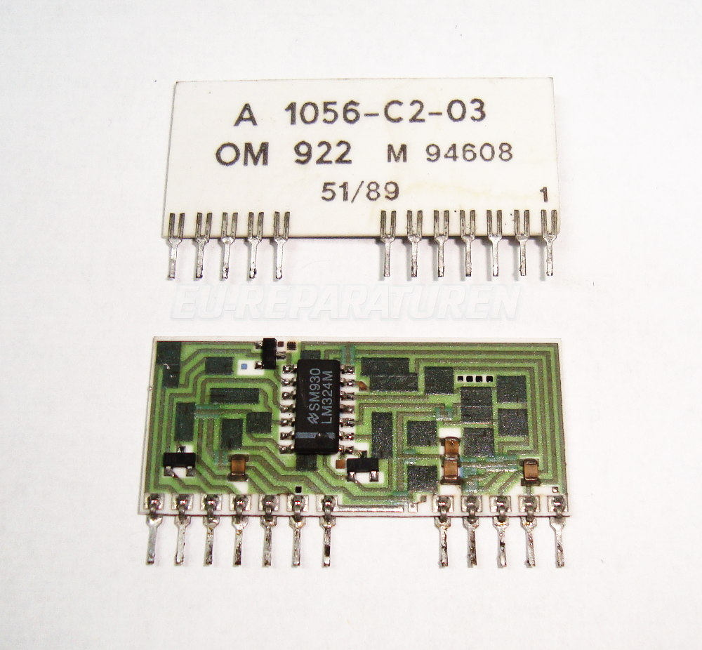 SHOP, Kaufen: SIEMENS A1056-C2-03 HYBRID IC
