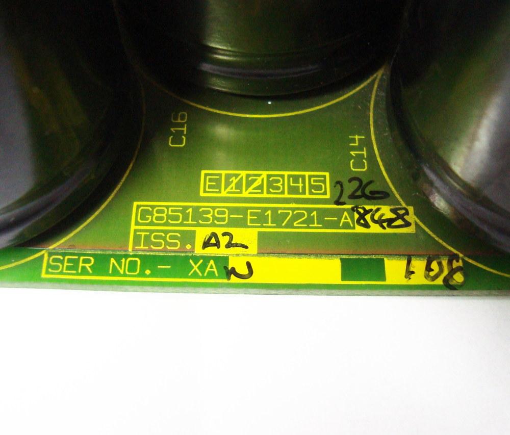 Weiter zum Artikel: SIEMENS G85139-E1721-A848 BOARD