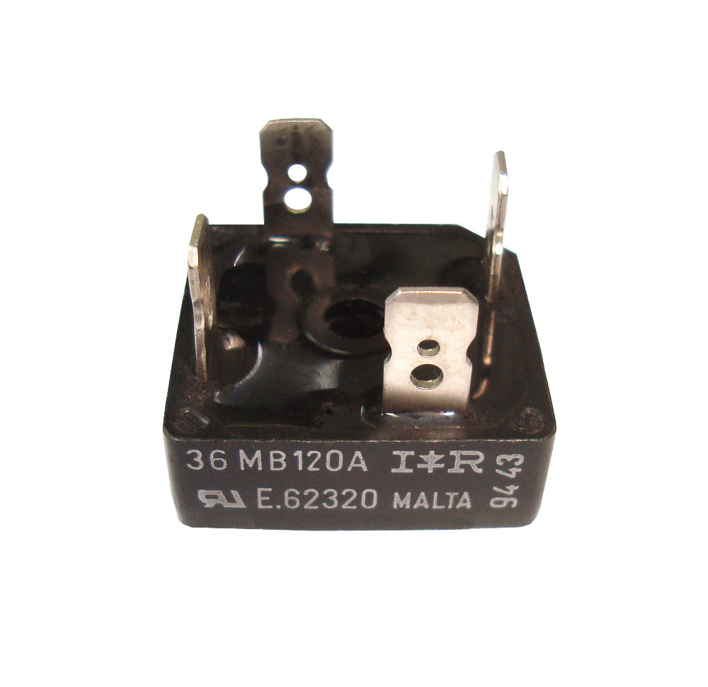 VORSCHAU: INTERNATIONAL RECTIFIER 36MB120A DIODEN MODULE