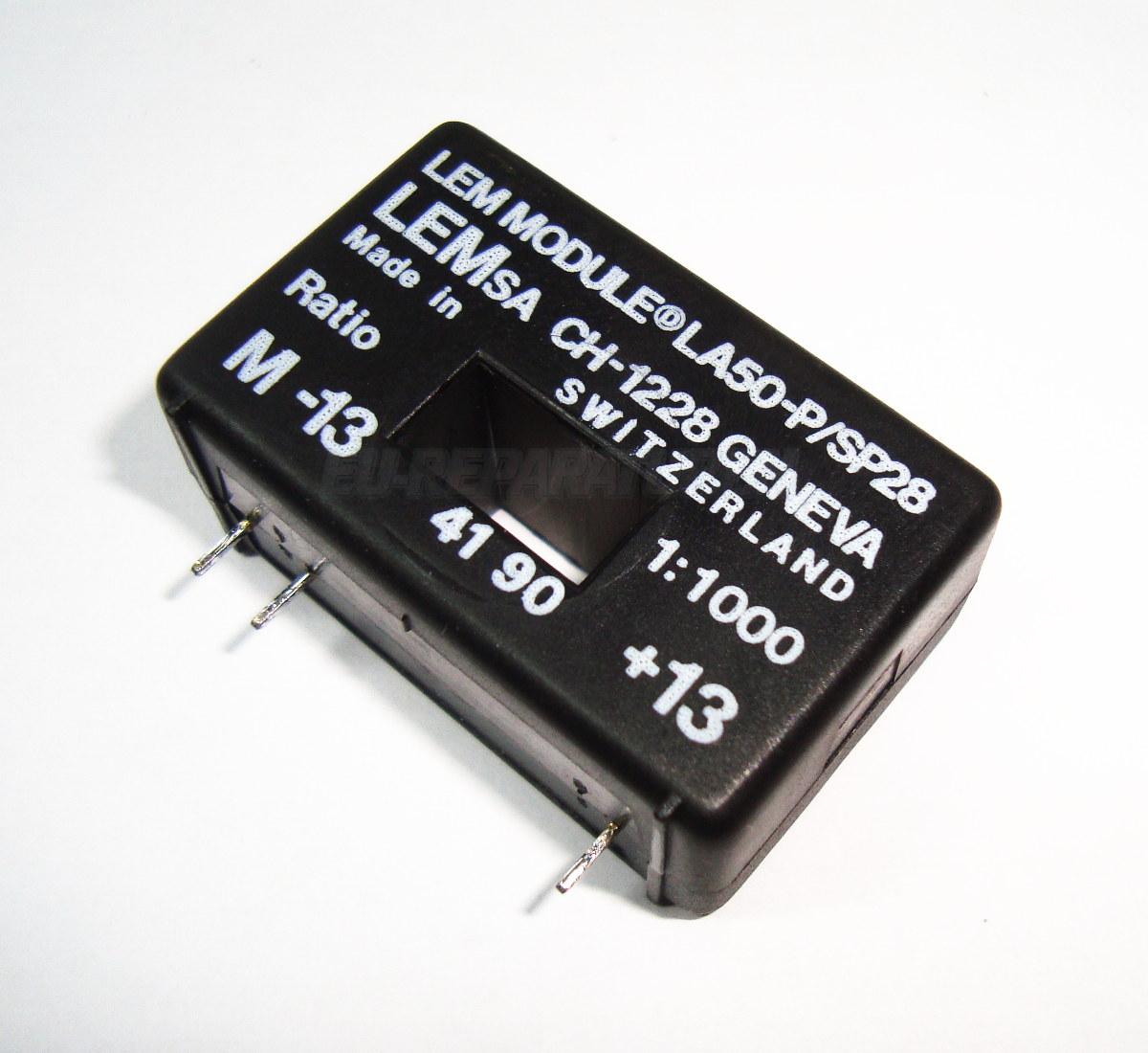 Weiter zum Artikel: LEM LA50-P/SP28 STROMWANDLER