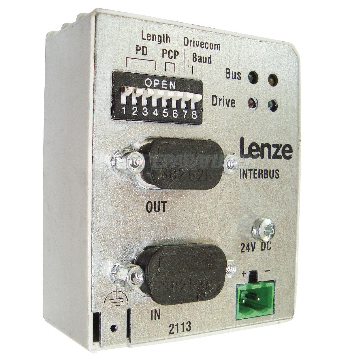 Weiter zum Artikel: LENZE EMF2113IB BEDIENPANEL