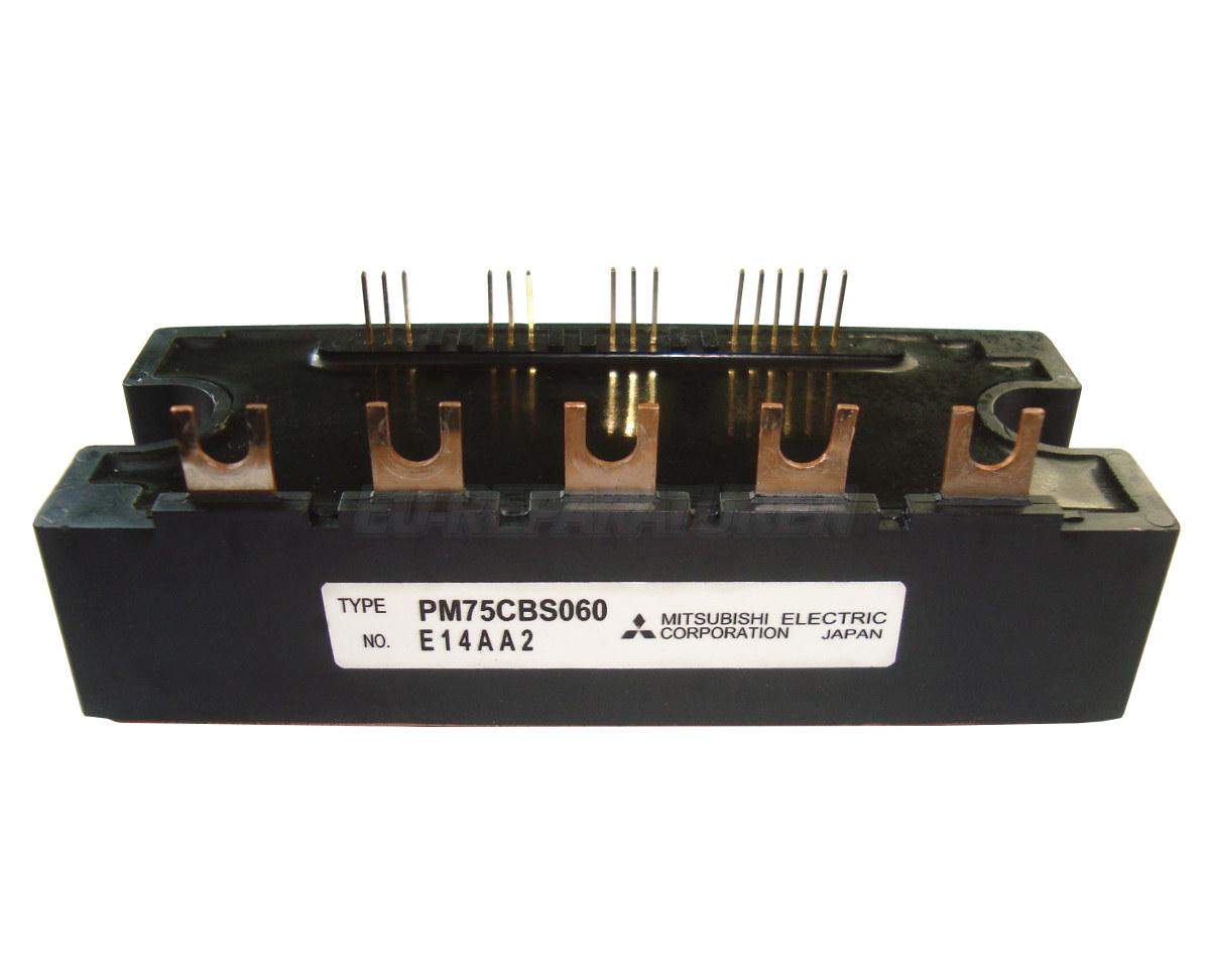 Weiter zum Artikel: MITSUBISHI ELECTRIC PM75CBS060 IGBT MODULE
