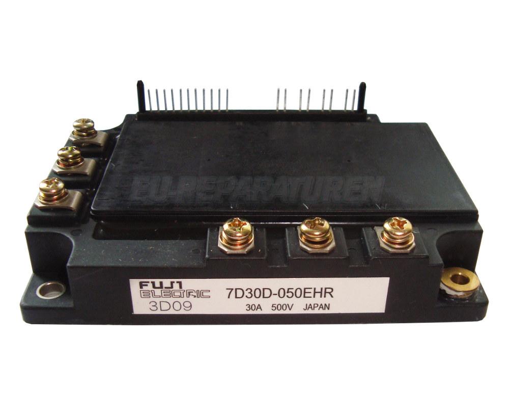 Weiter zum Artikel: FUJI ELECTRIC 7D30D-050EHR TRANSISTOR MODULE