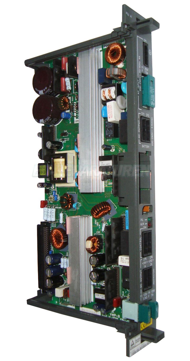 Weiter zum Artikel: FANUC A16B-1212-0901 POWER SUPPLY