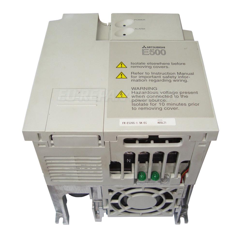 Weiter zum Artikel: MITSUBISHI ELECTRIC FR-E520S-1.5K-EC FREQUENZUMFORMER