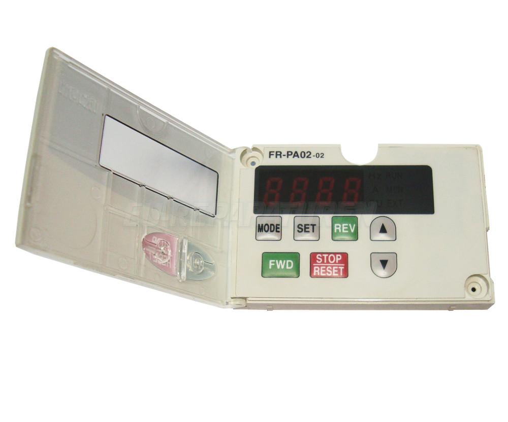 SHOP, Kaufen: MITSUBISHI ELECTRIC FR-PA02-02 BEDIENPANEL