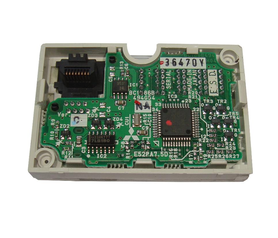Weiter zum Artikel: MITSUBISHI ELECTRIC FR-PA02-02 BEDIENPANEL