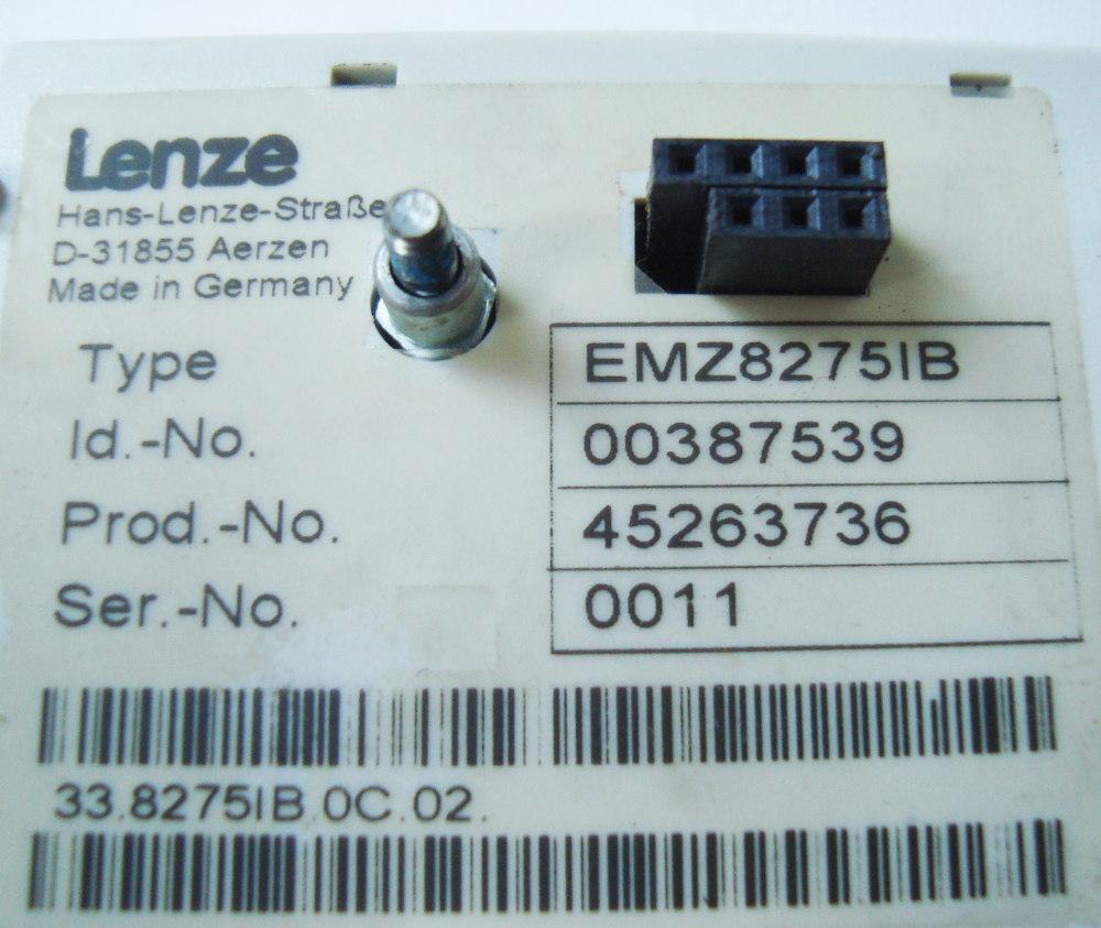 SHOP, Kaufen: LENZE EMZ8275IB BEDIENPANEL