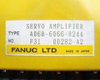 TYPENSCHILD FANUC A06B-6066-H244