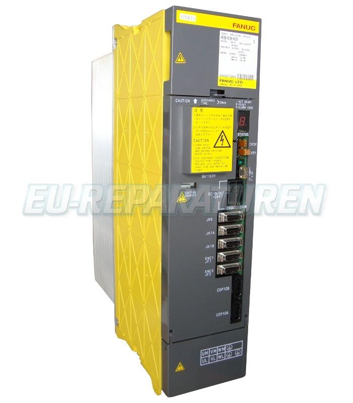 Reparatur Fanuc A06B-6096-H204 AC DRIVE