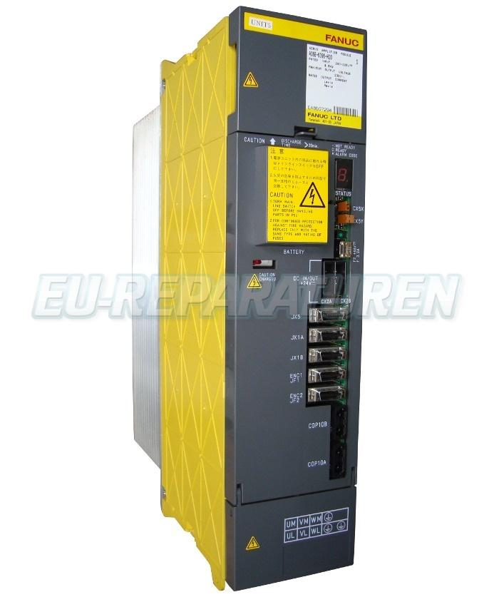 Reparatur Fanuc A06B-6096-H205 AC DRIVE