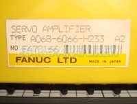 TYPENSCHILD A06B-6066-H233