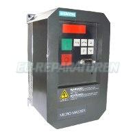 Reparatur Siemens 6se3112-1ba40
