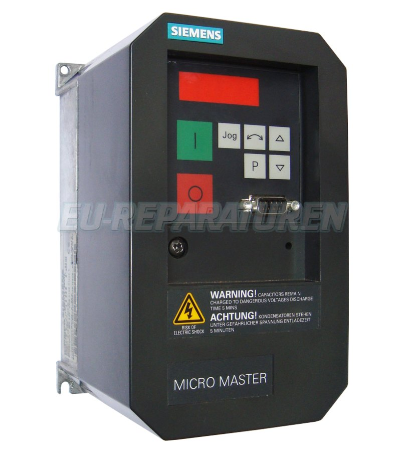 Reparatur Siemens 6SE3112-8BA40 AC DRIVE