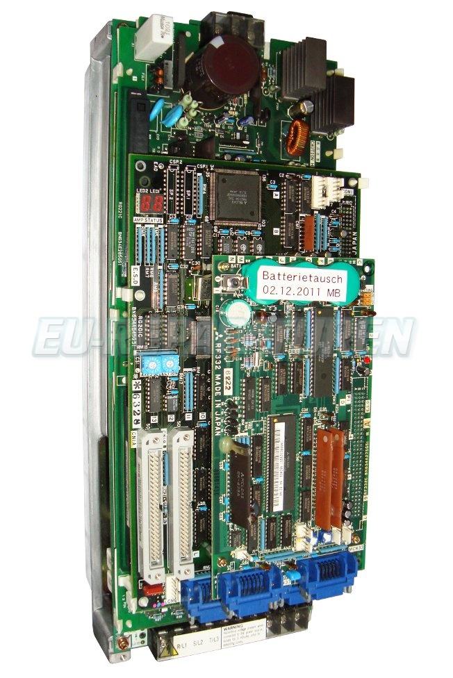 Reparatur Mitsubishi MR-S12-40A-Z33 AC DRIVE