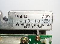 TRA41A TYPENSCHILD MITSUBISHI DC-SERVO-DRIVE