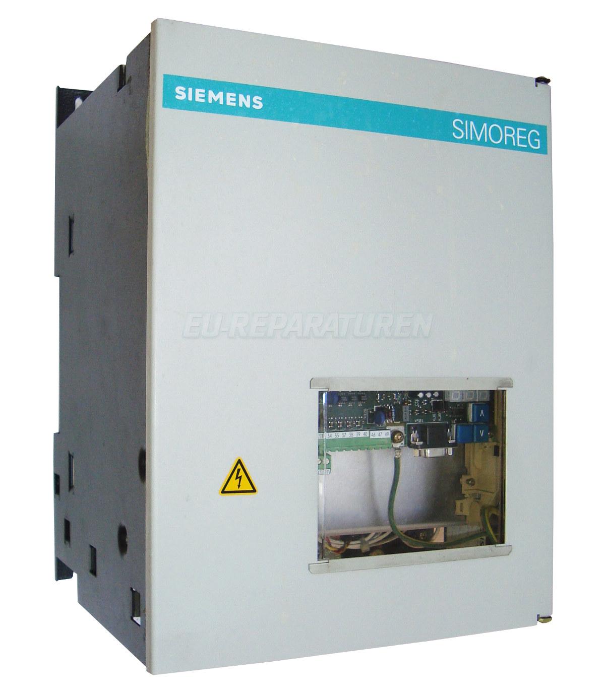 Reparatur Siemens 6RA2328-6DS21-0 DC DRIVE