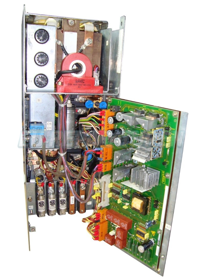 Reparatur Siemens 6SC6901-0VR05 AC DRIVE