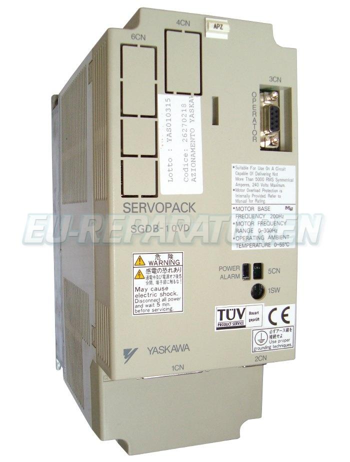 Reparatur Yaskawa SGDB-10VD AC DRIVE