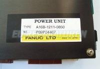 TYPENSCHILD A16B-1211-0850 FANUC