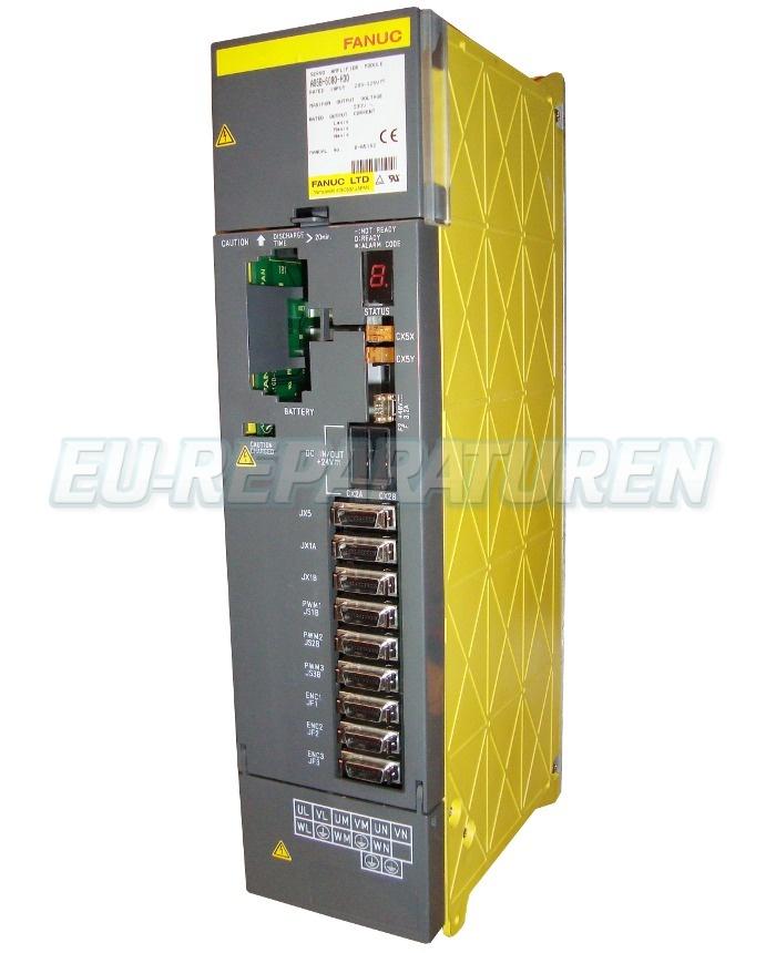 SERVICE FANUC A06B-6080-H305 AC DRIVE