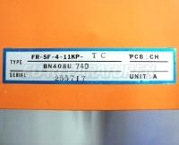 TYPENSCHILD MITSUBISHI FREQROL FR-SF-4-11KP-TC