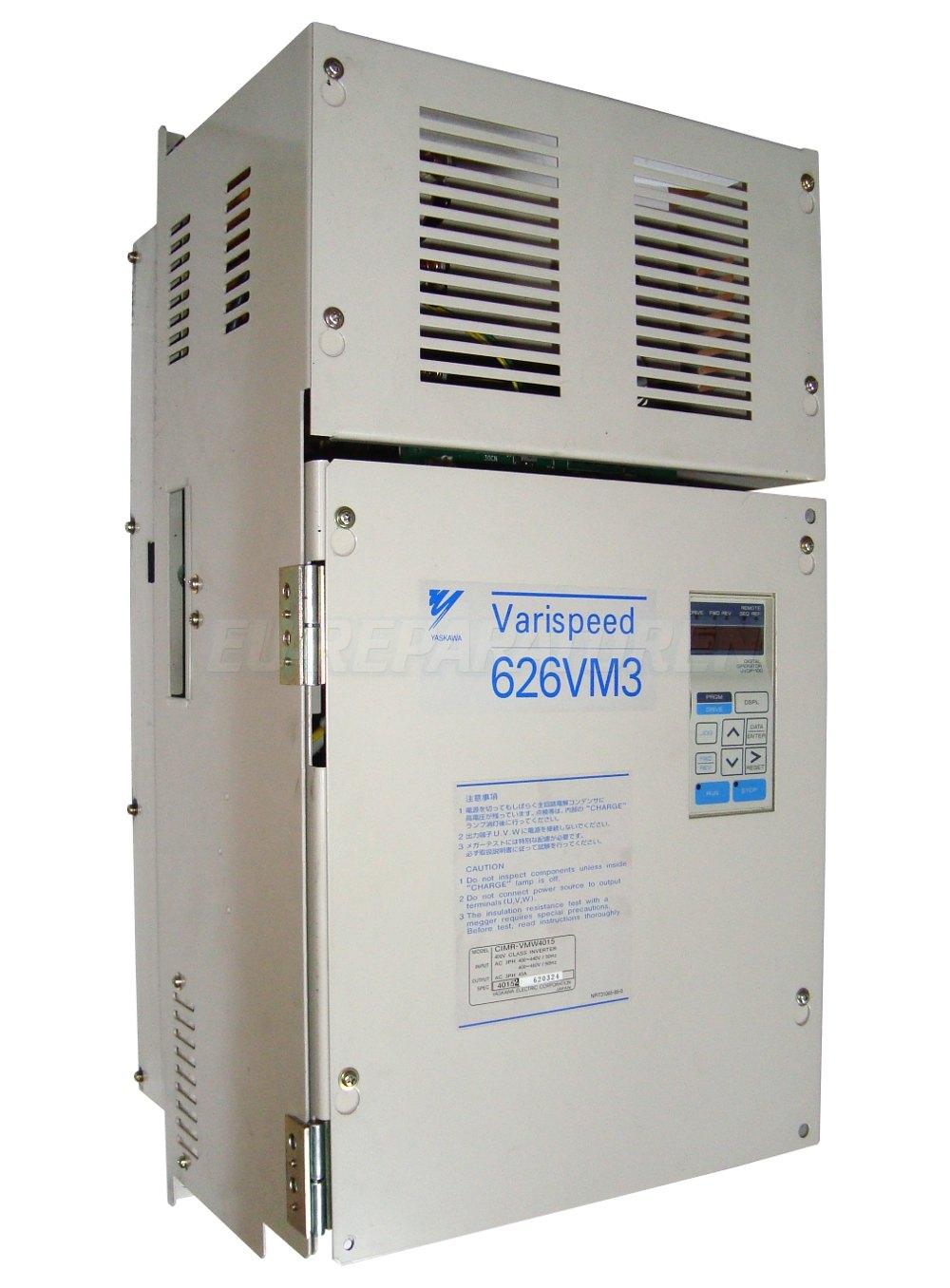 Reparatur Yaskawa CIMR-VMW4015 AC DRIVE
