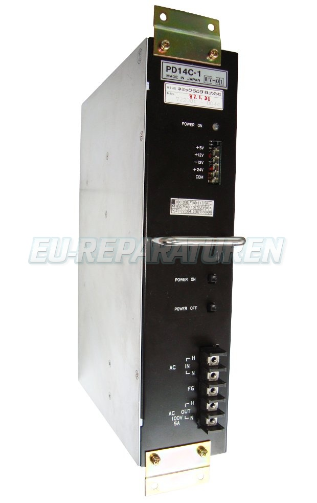 SERVICE MITSUBISHI PD14C-1 POWER SUPPLY